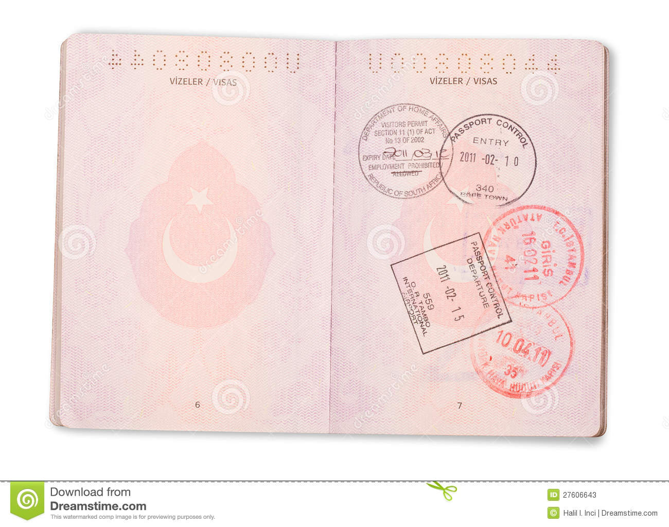 how to get turky passport