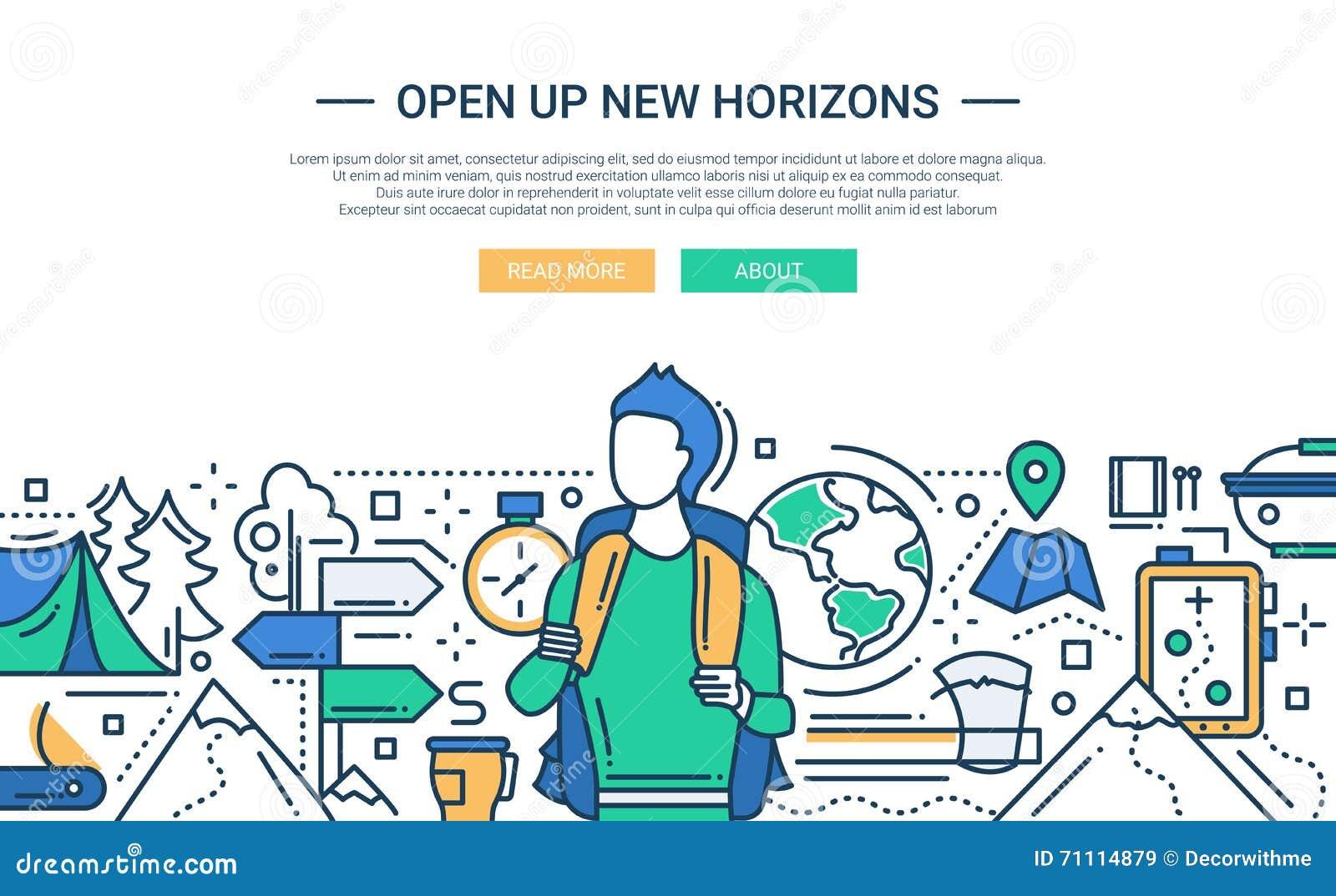 Horizons Cartoons, Illustrations & Vector Stock Images ...