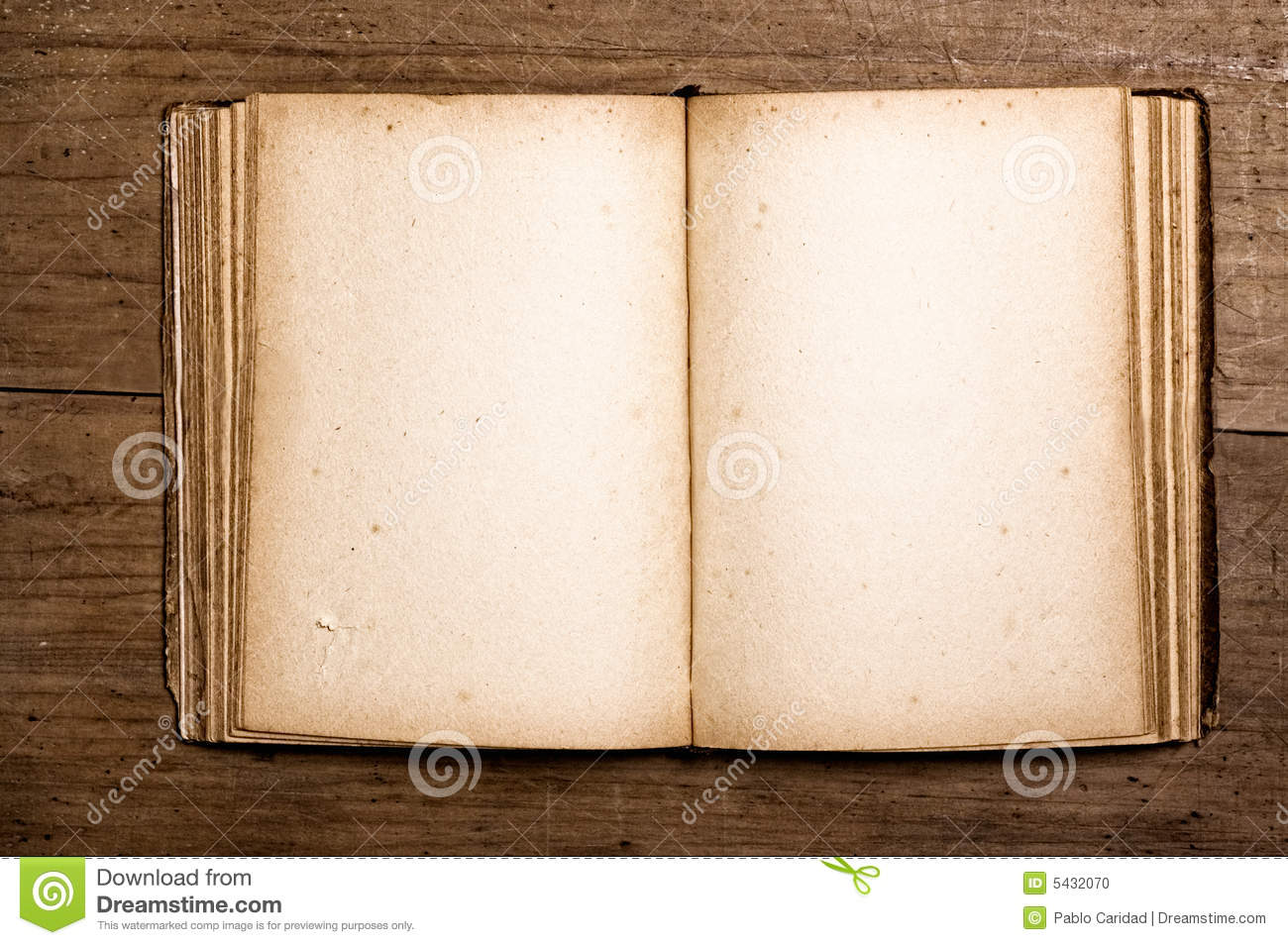 Book Cover Vintage Xl : Open vintage book stock photo image of cardboard cover