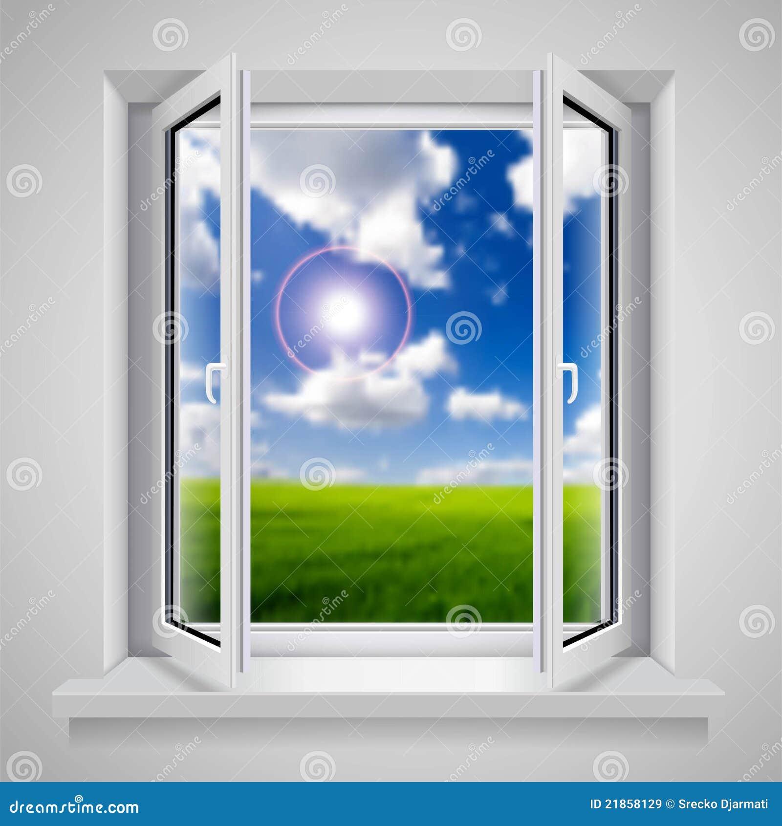 Open window winter - Gallery For Gt Open Window