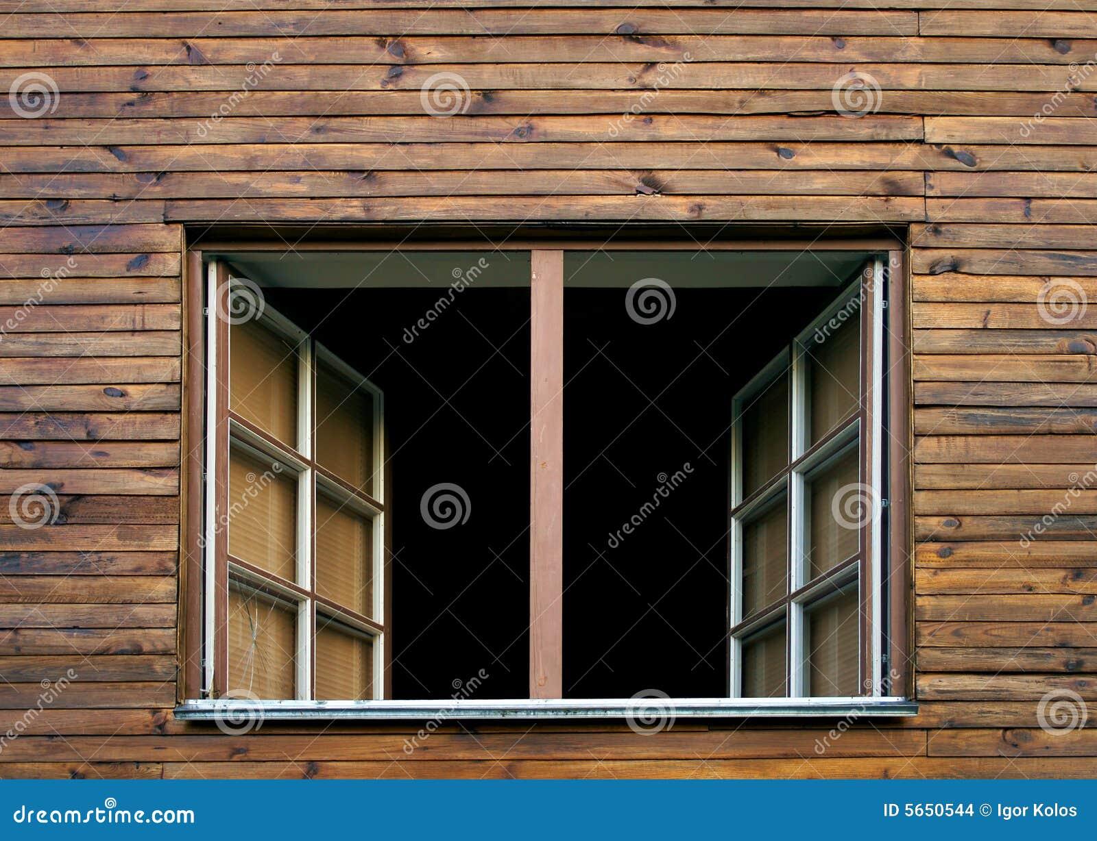 Open Window Stock Images - Image: 5650544