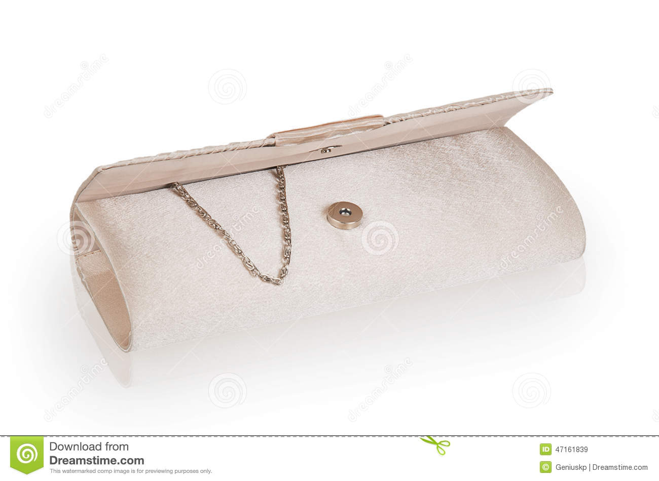 1c02b151 Open women clutch bag isolated on white background. More similar stock  images