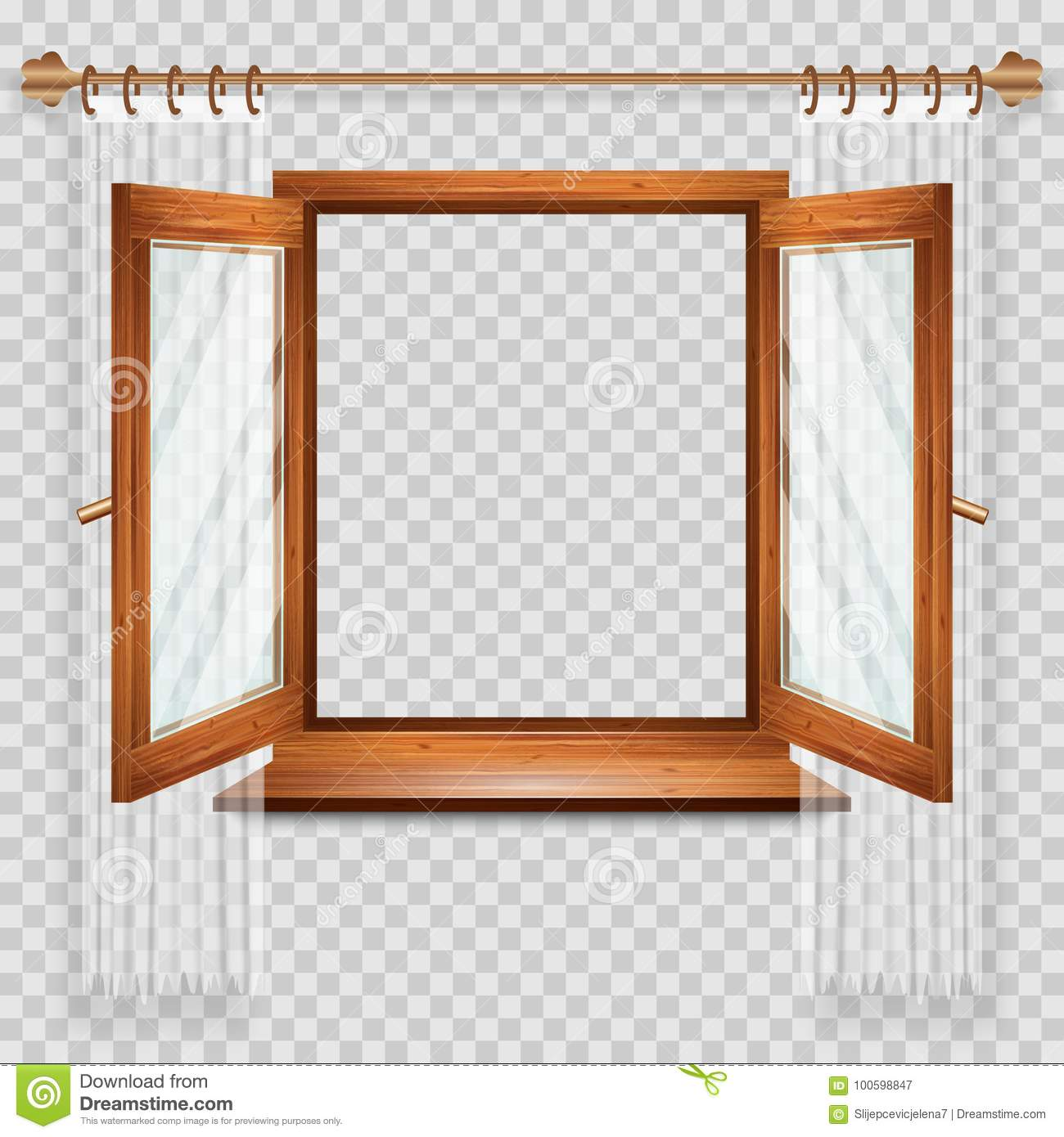 Transom Windows A Useful Design Element: Window Cartoons, Illustrations & Vector Stock Images