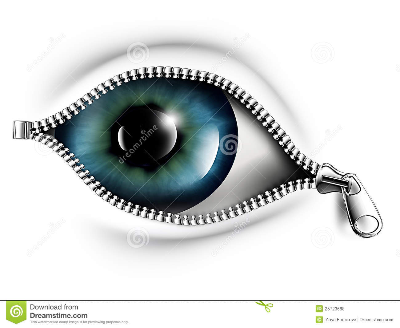 Open Your Eyes Royalty Free Stock Photos Image 25723688