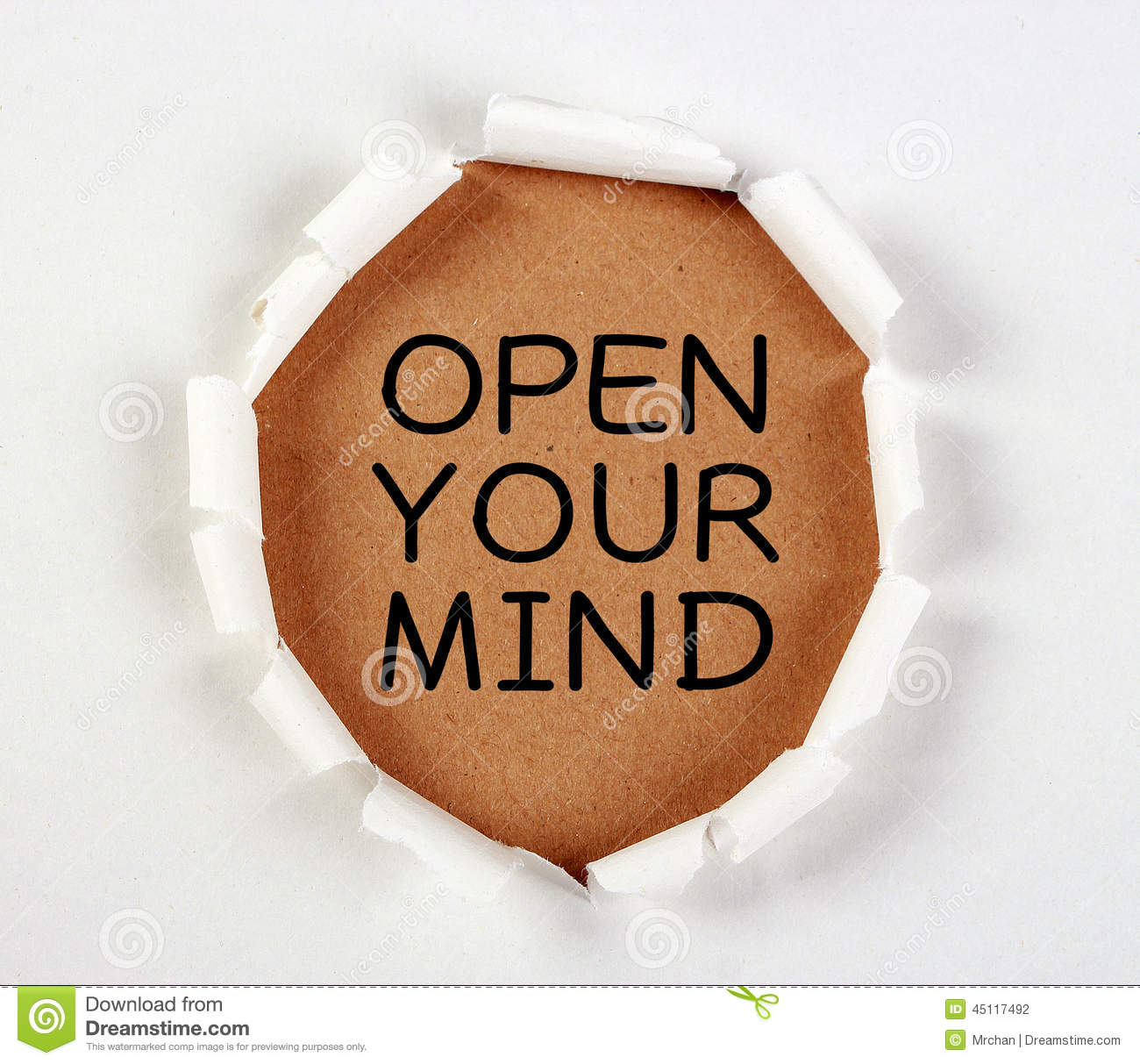Minds Are Opened Only When Hearts Are Opened
