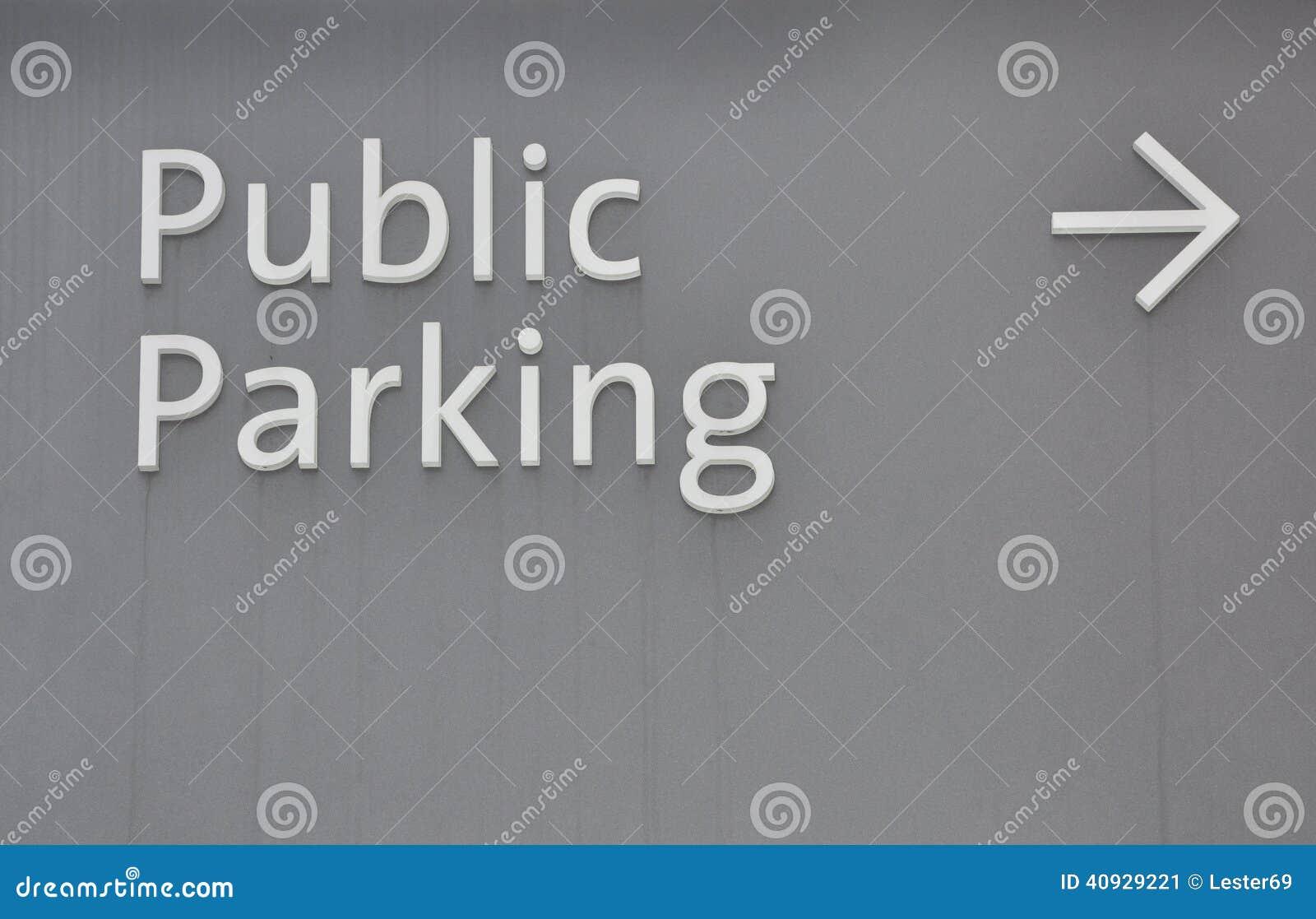 Openbaar parkeren
