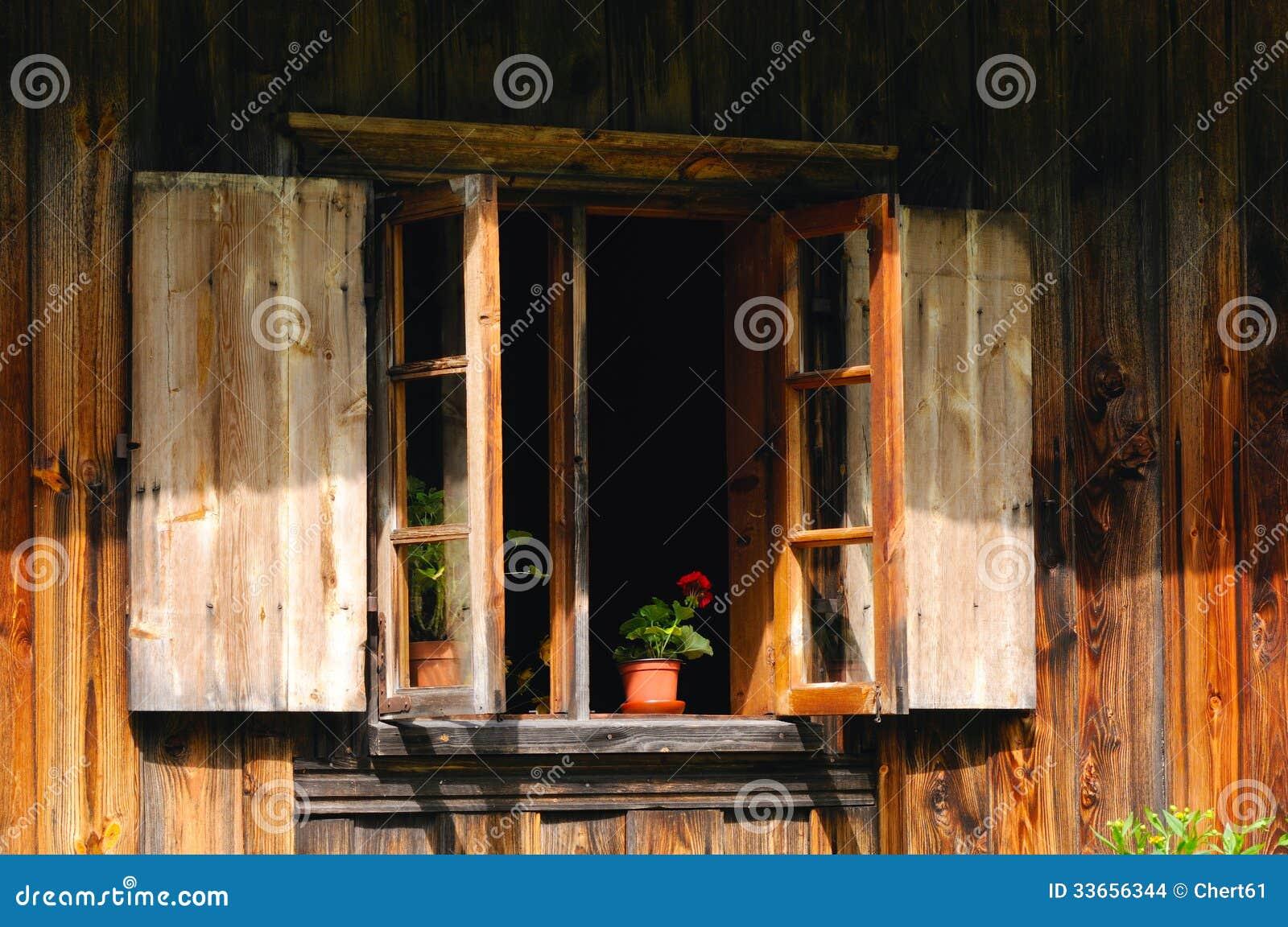Opened Window Stock Images - Image: 33656344