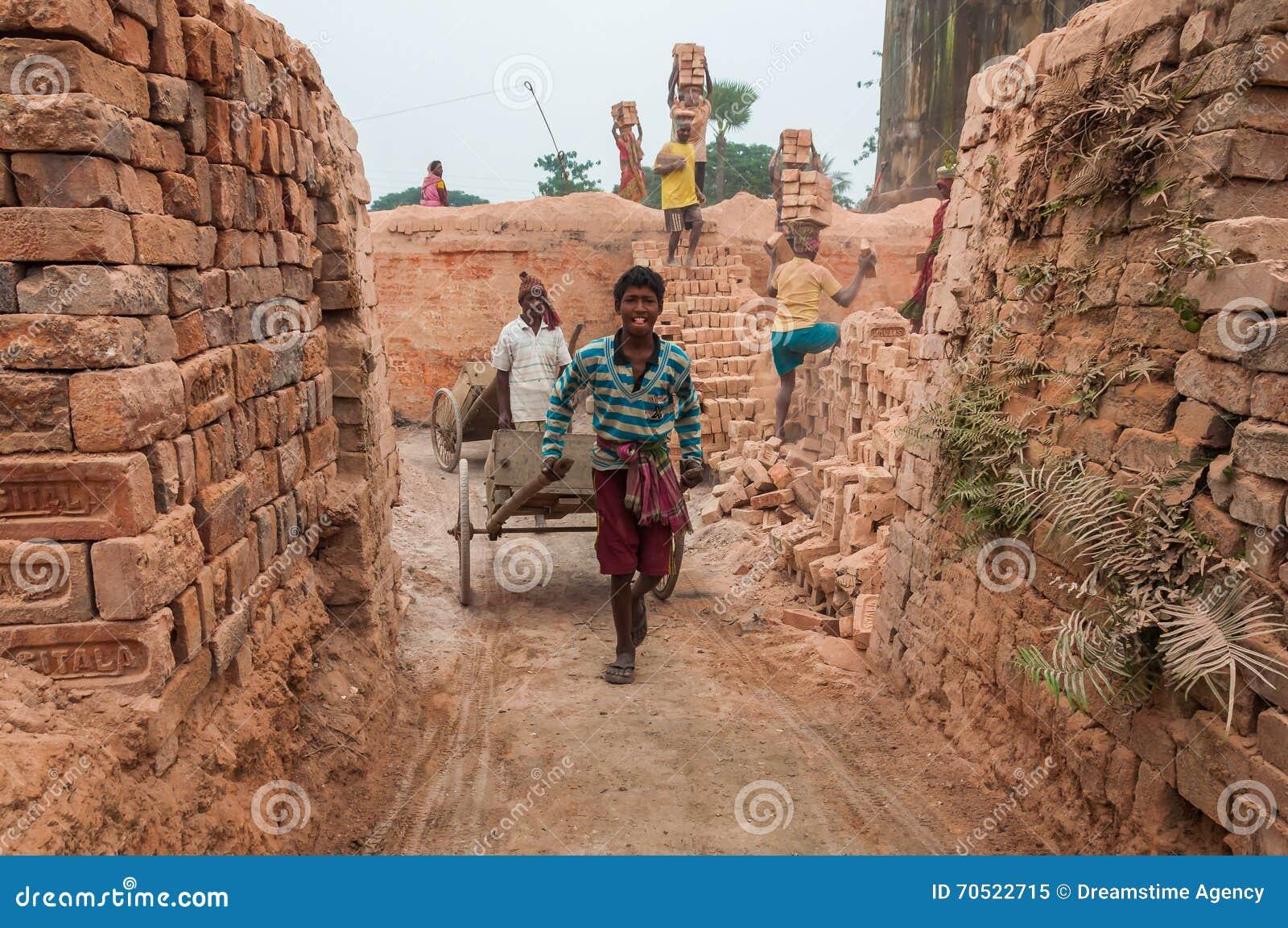 Operário do tijolo