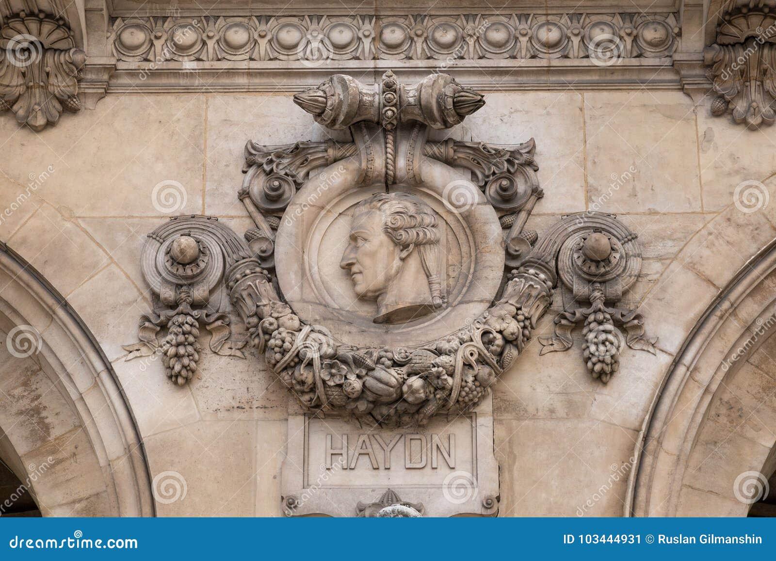 Opera architektoniczni szczegóły Obywatel De Paryż Uroczystej opery Garnier pałac jest sławnym baroku budynkiem w Paryż