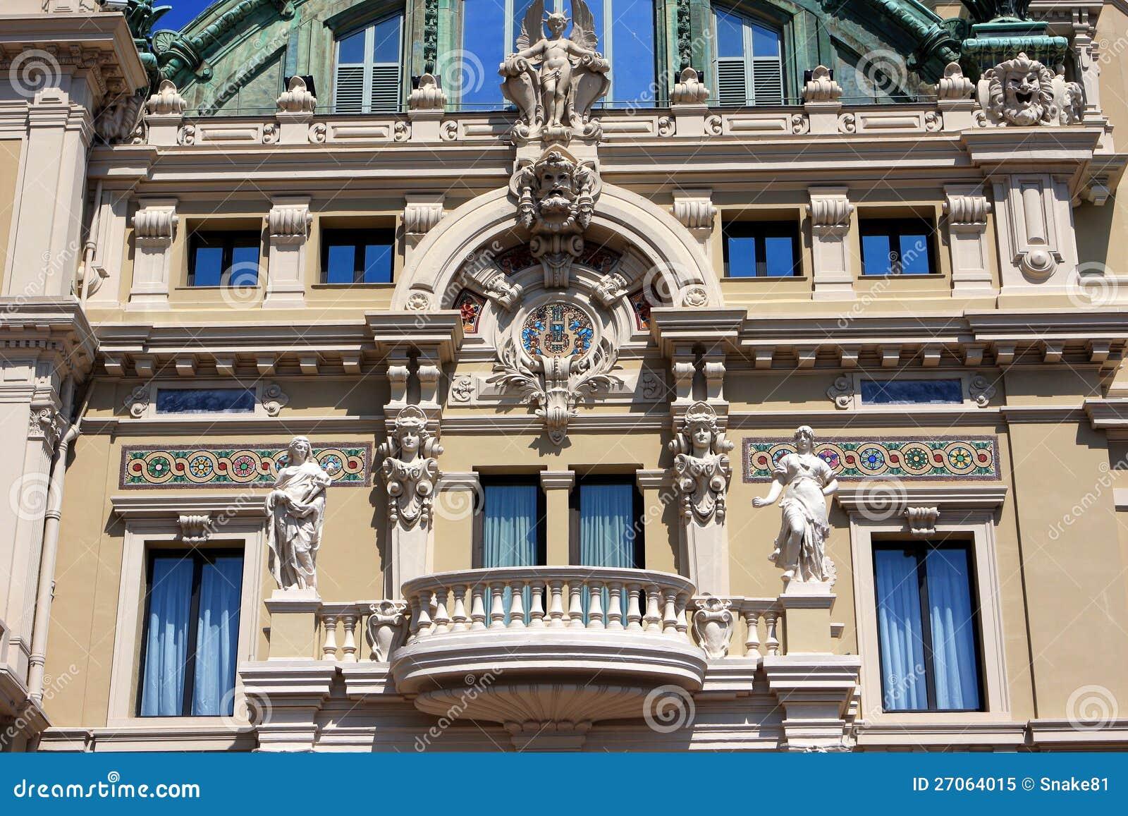 opera de monte carlo royalty free stock photo image 27064015