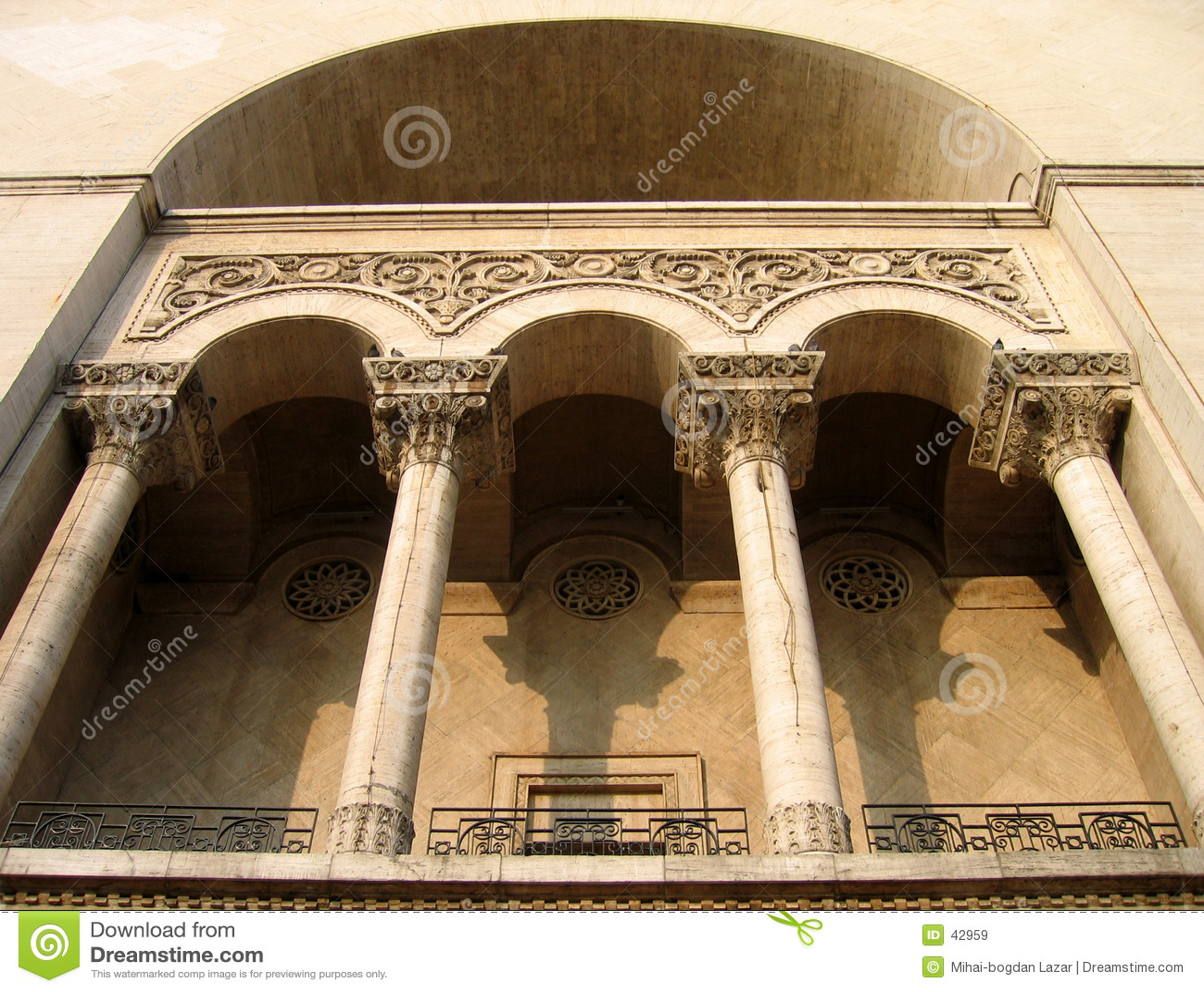Opera house, Timisoara Romania