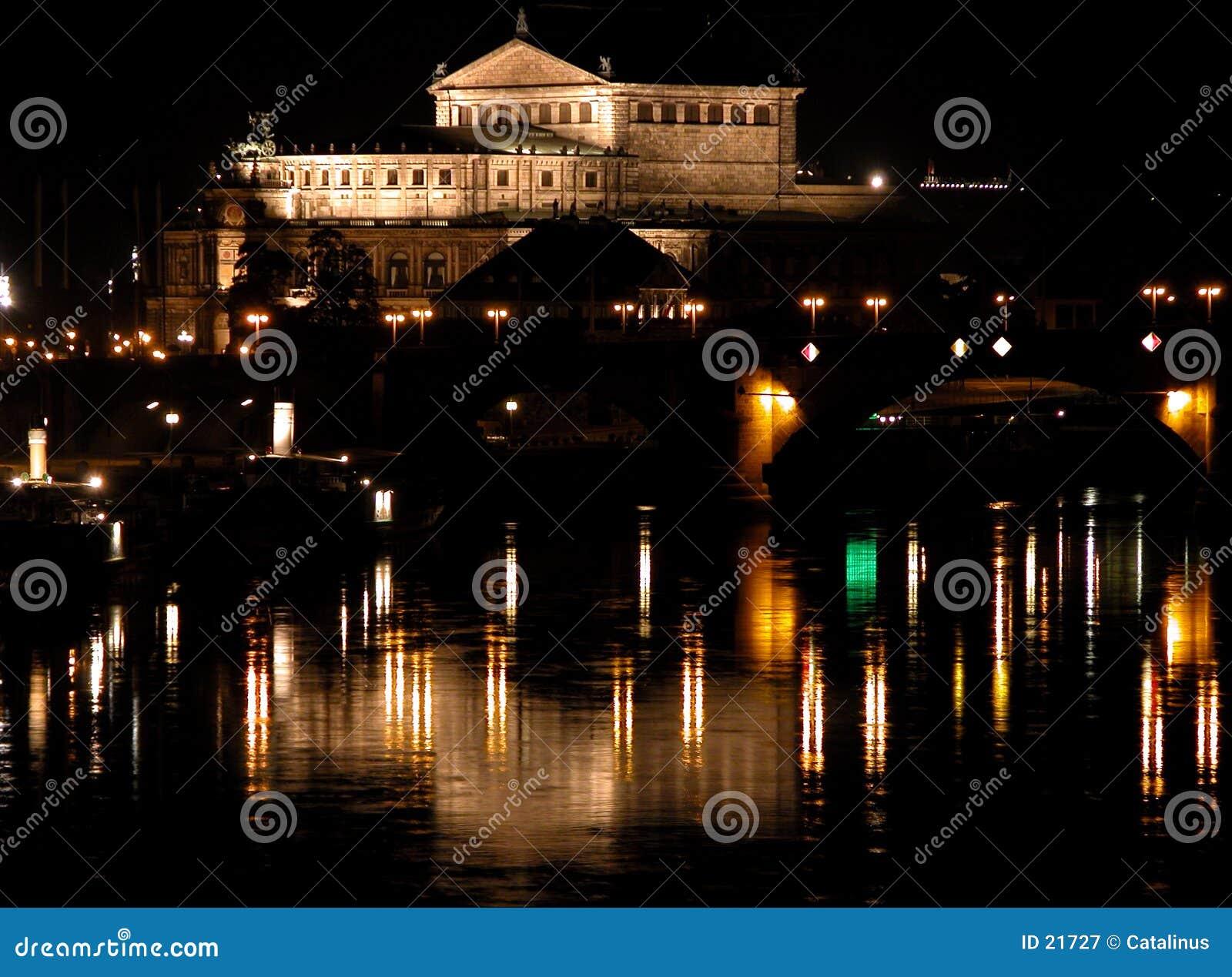 Opera by night