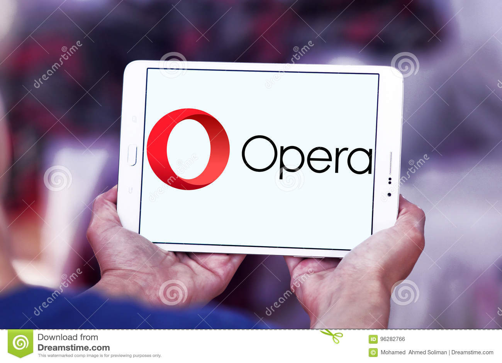 Opera web browser logo