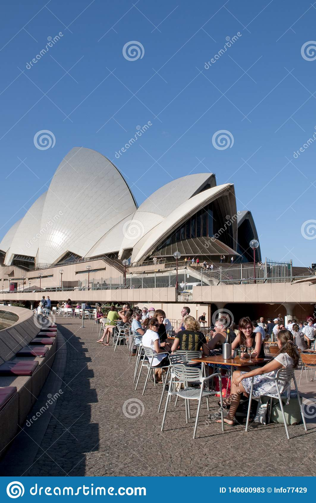 Operabar, Operahuis, NSW, Australië