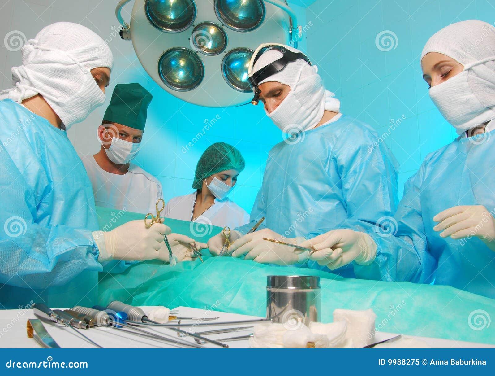 Operación médica