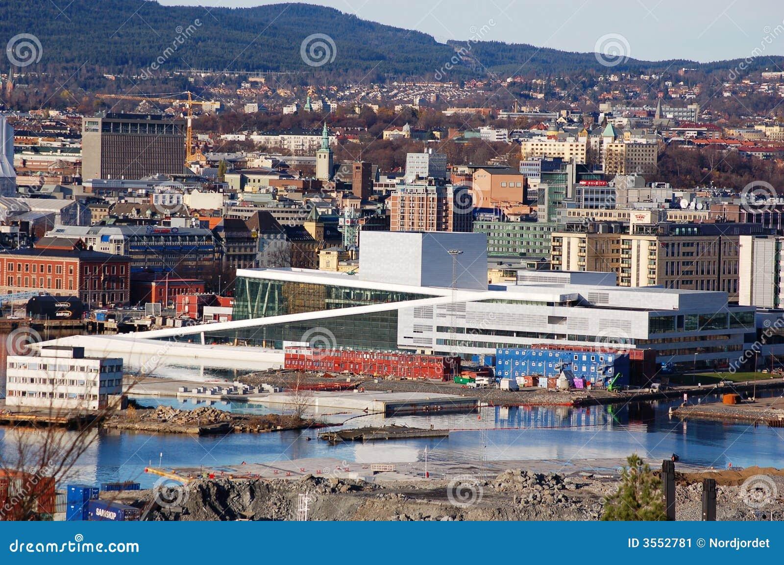 Operahouse di Oslo