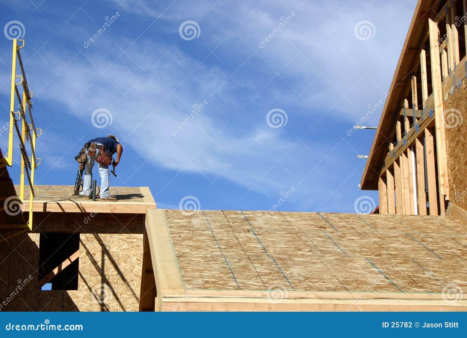 Operaio di costruzione