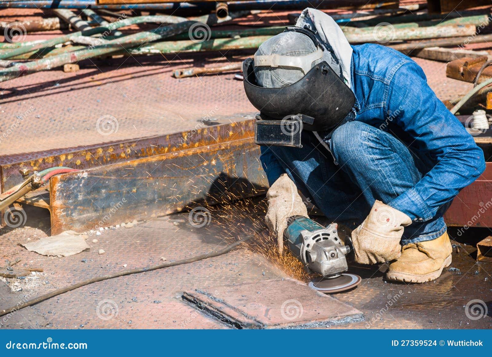 Operaio professionista nell industria dell edilizia