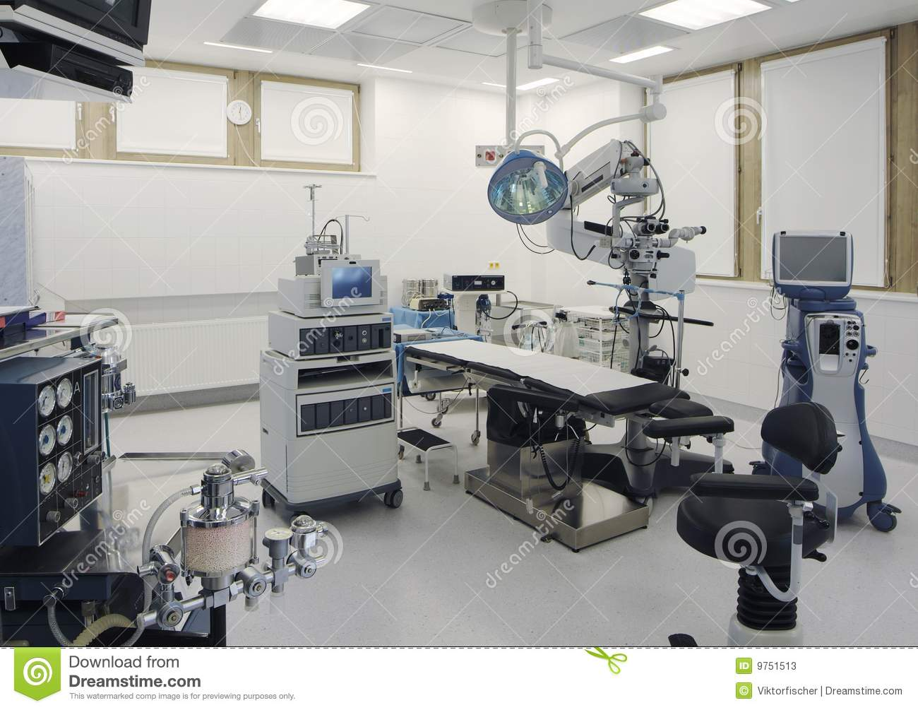 Operating Room Dental Surgery Stock Photos Image 9751513