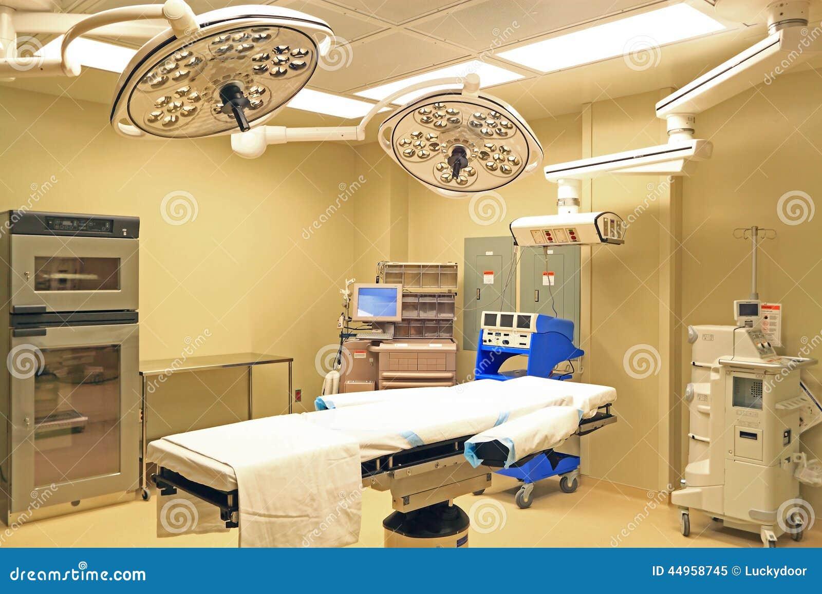Modern hospital operating room - Royalty Free Stock Photo Download Modern Hospital Room