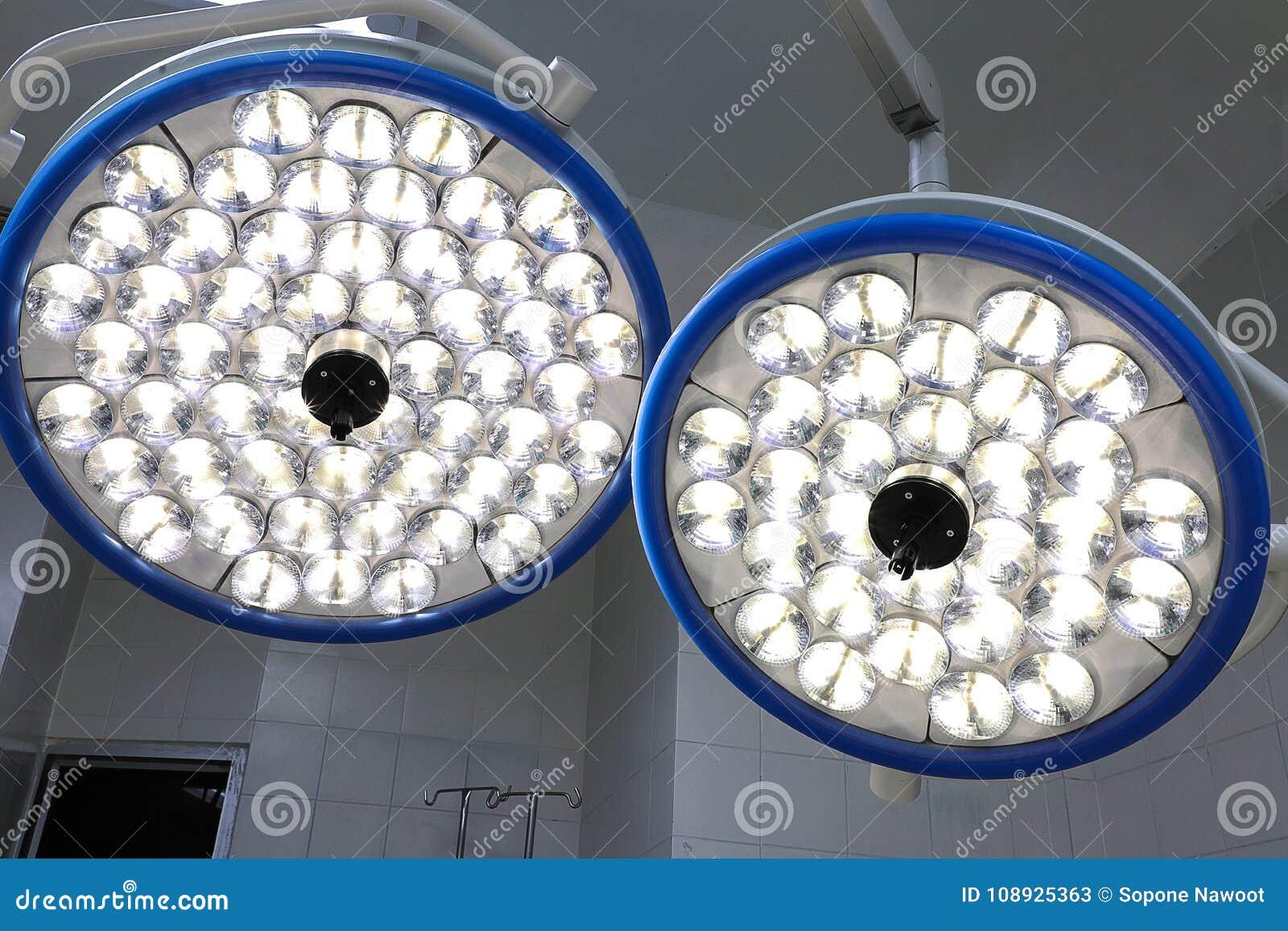 Operationsraumlampen
