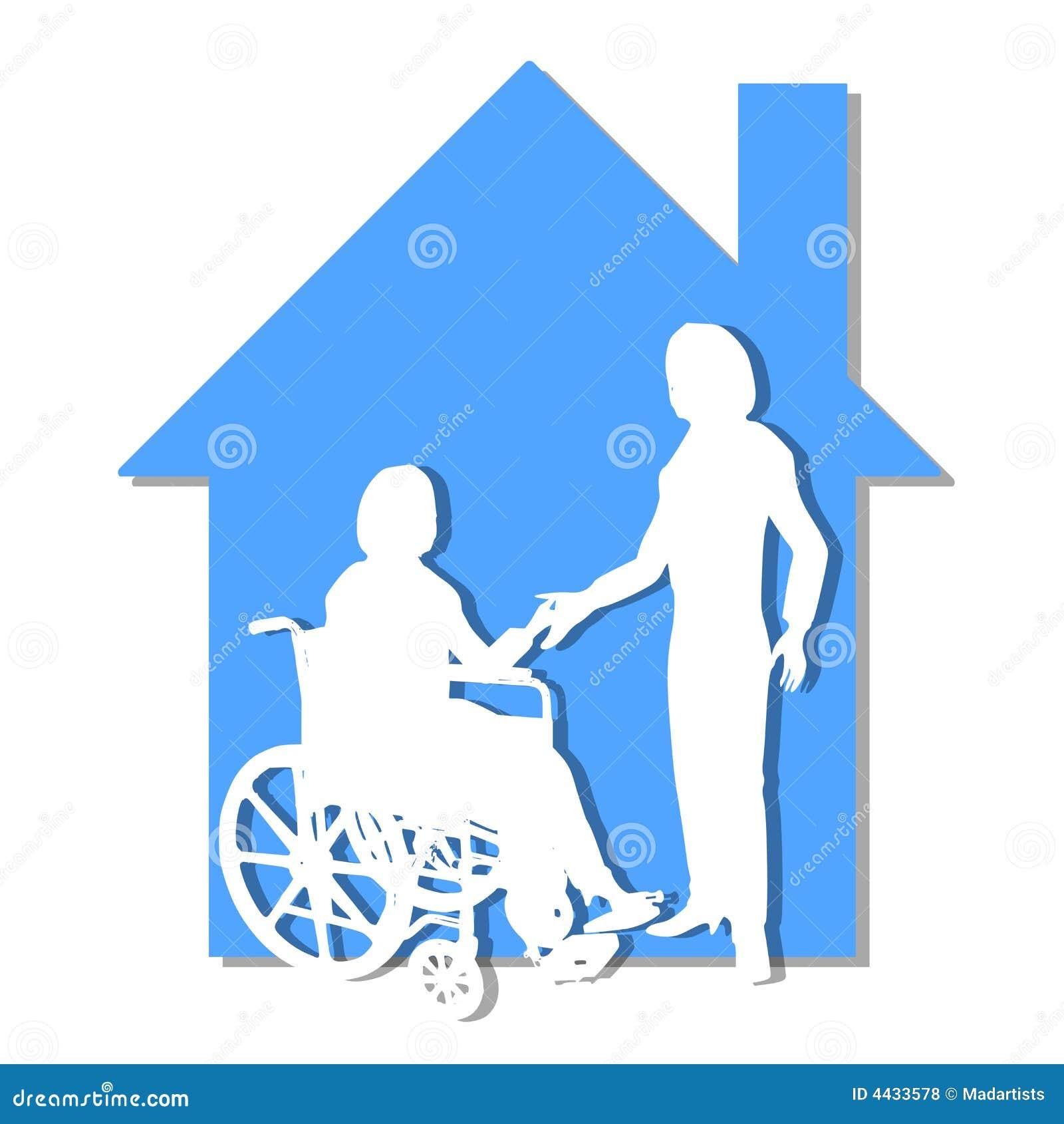 Opieki domu opieki zdrowotnej wsparcia