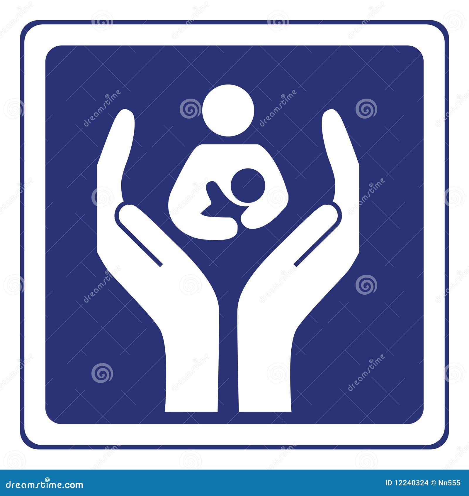 Opieki dziecka matka