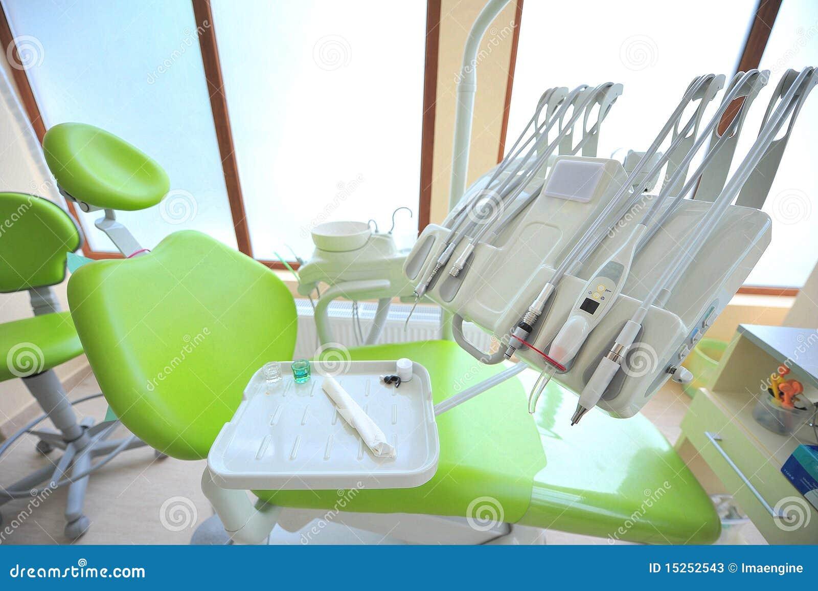 Opieki stomatologiczni dentystów biura narzędzia