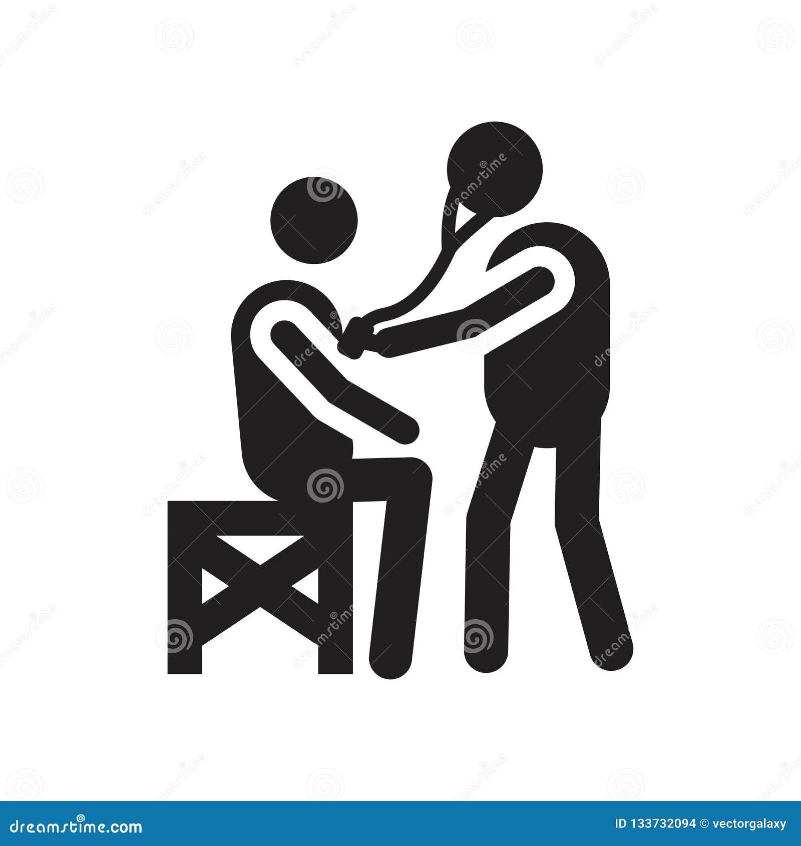 Opieki zdrowotnej ikony wektoru znak i symbol odizolowywający na białym tle, opieka zdrowotna logo pojęcie