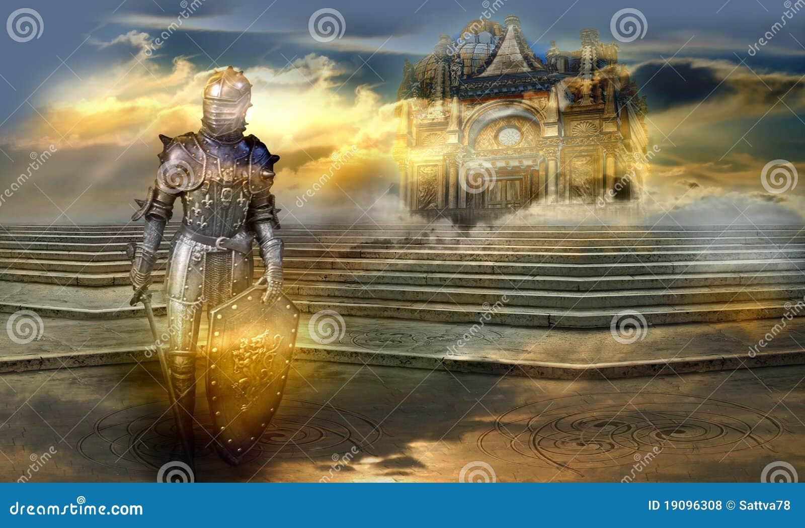 Opiekunu niebiański pałac