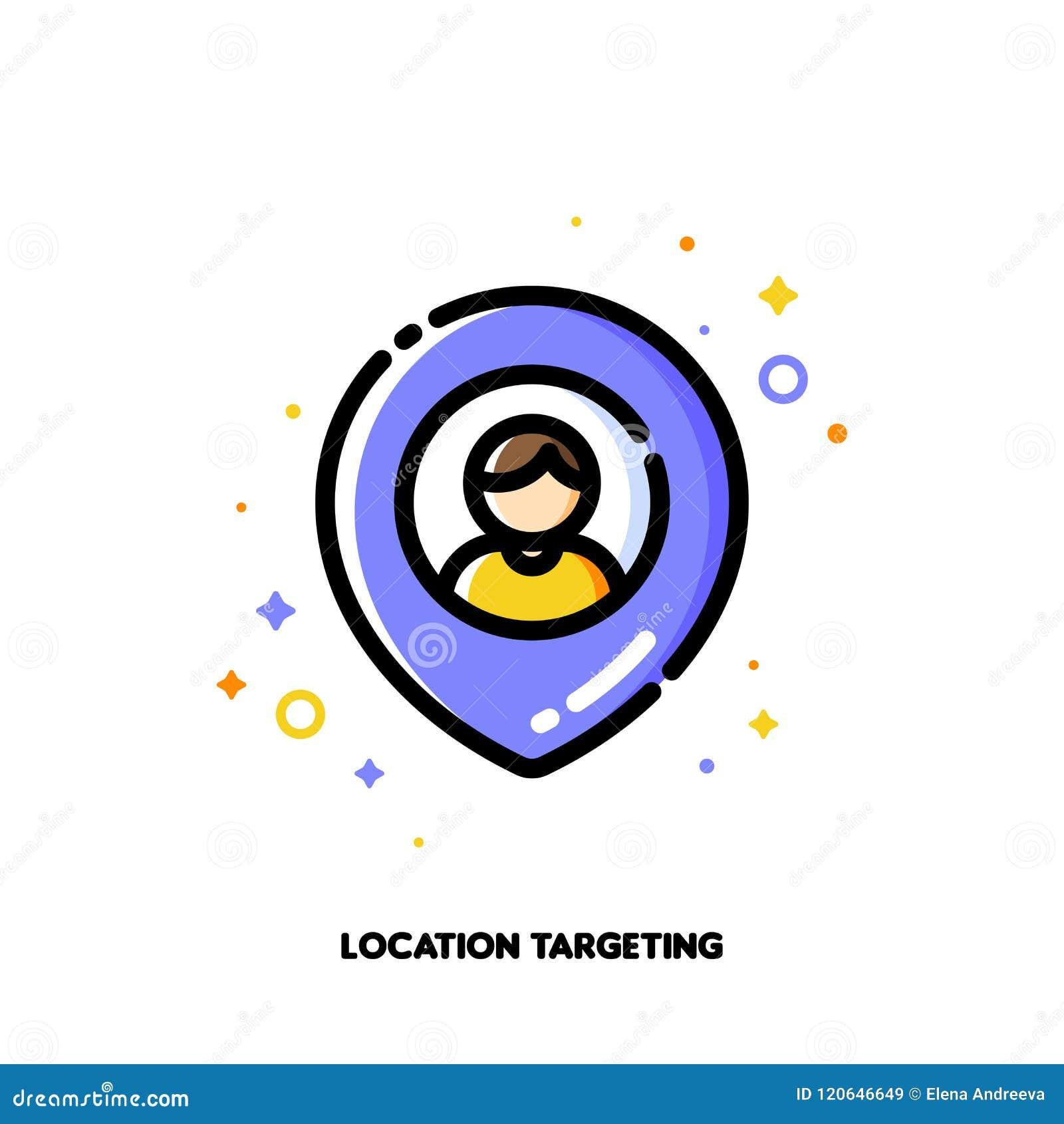 Opierający się marketingowy pojęcie znalezienie miejscowego biznesy