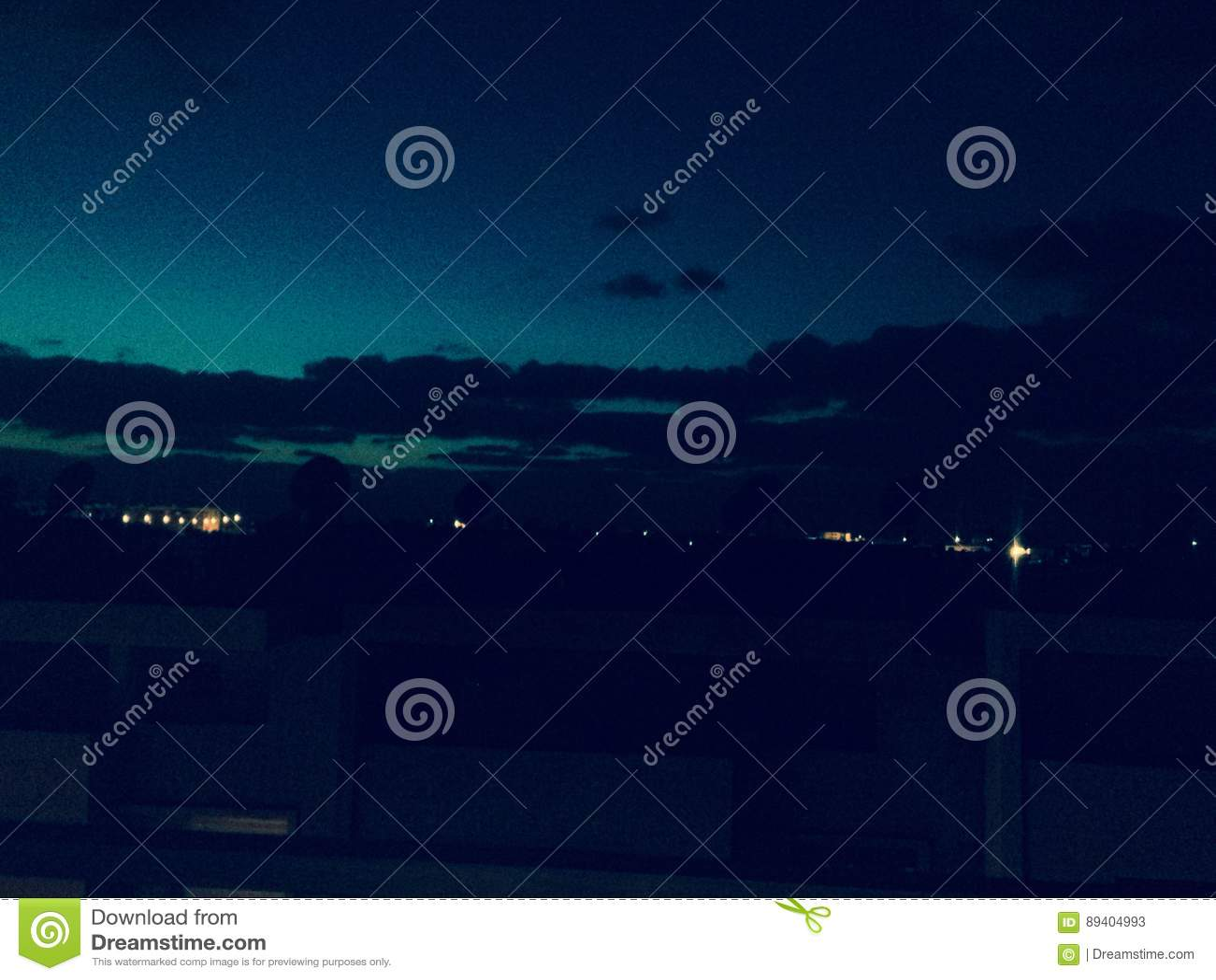 Opinião da noite