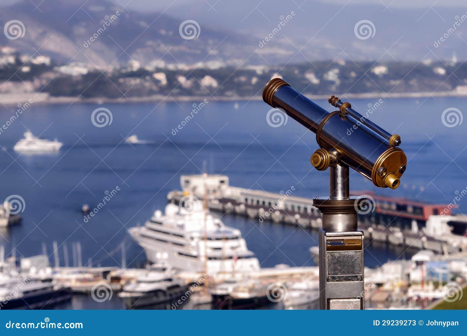 Download Opinião de Monaco imagem de stock. Imagem de turista - 29239273
