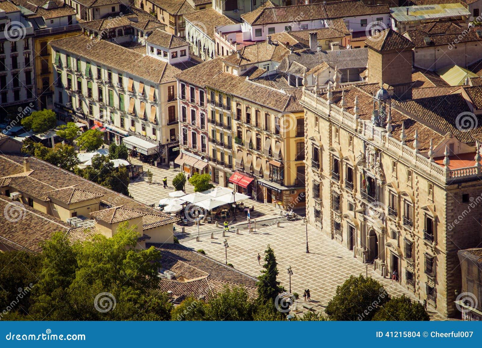 Opinião de Nueva da plaza, Granada, Espanha