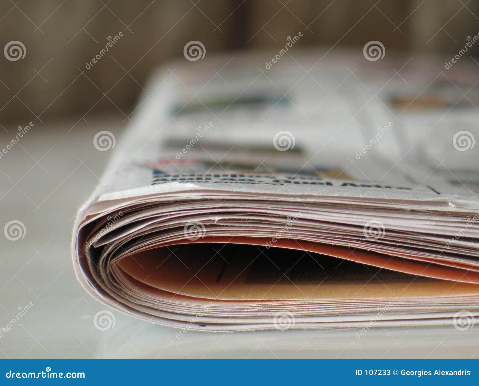 Opinião do jornal