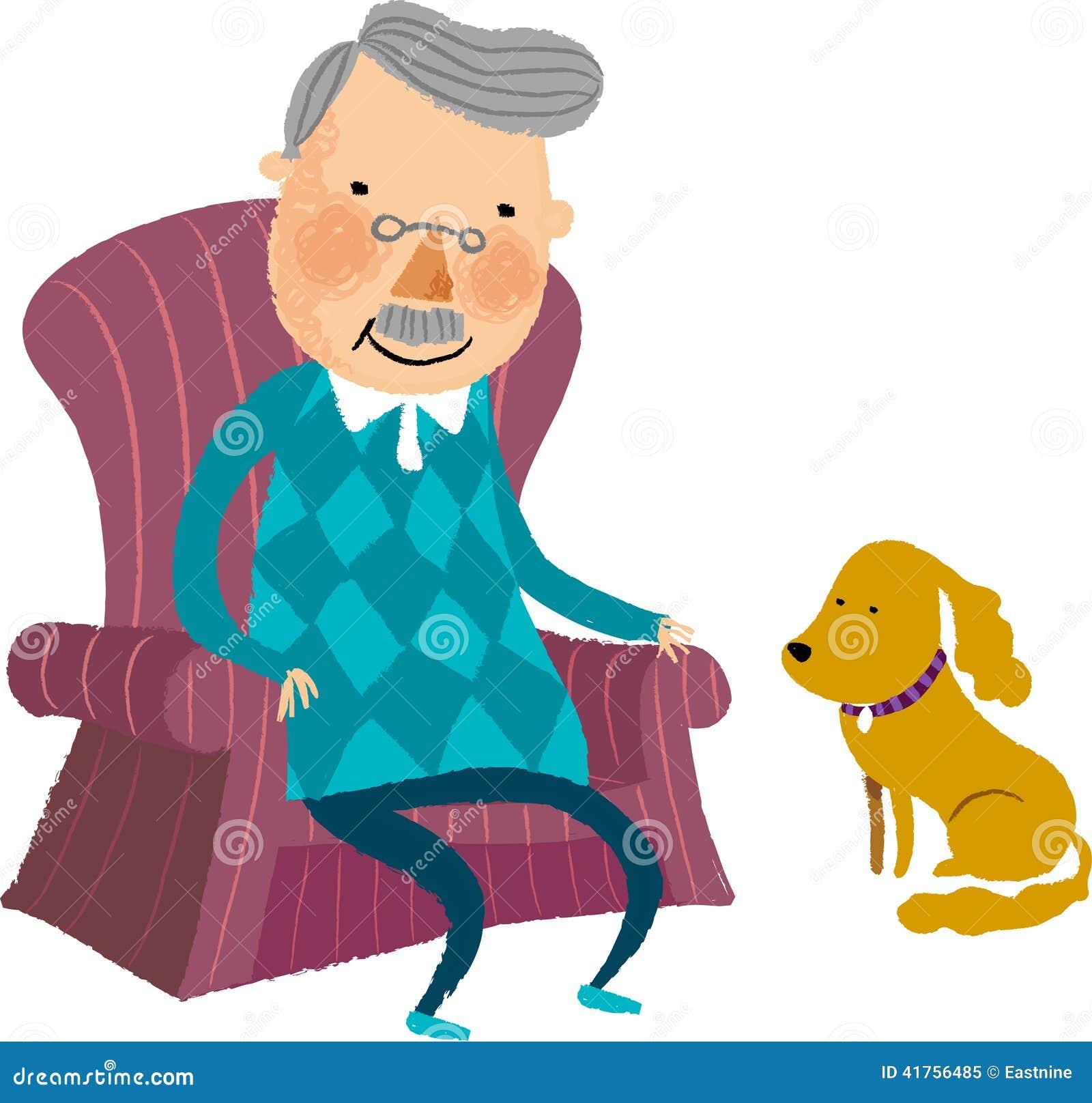 A opinião o ancião