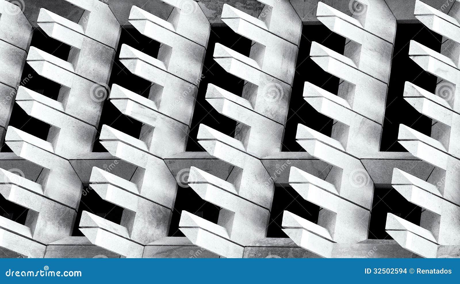 Opinião urbana da cidade, construção urbana, detalhes da arquitetura e fragmento no fragmento preto e branco, construindo
