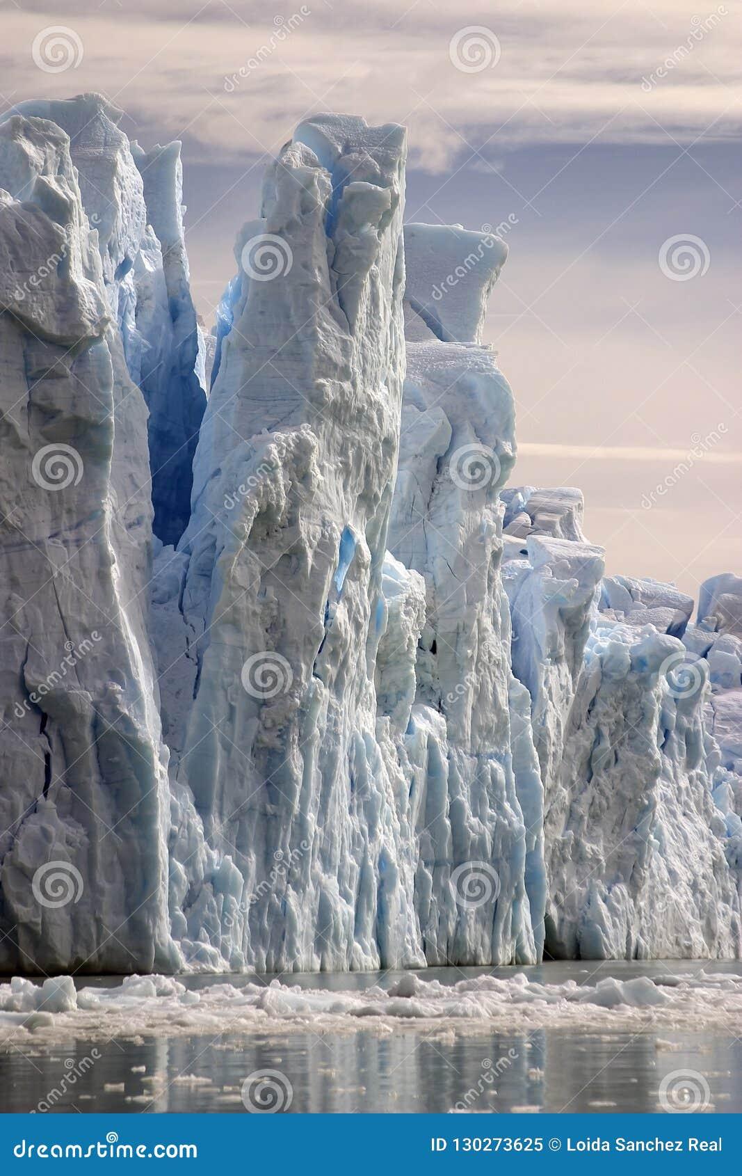 Opinión de Artial el Perito Moreno Glacie
