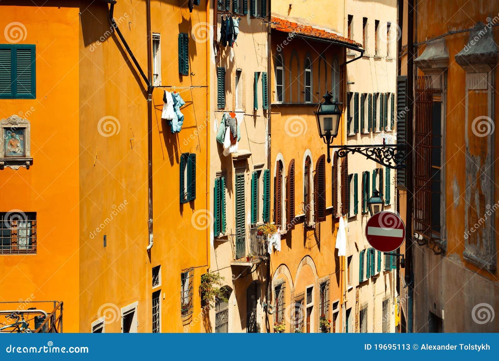 Opinión de la ciudad de Firenze, Italia