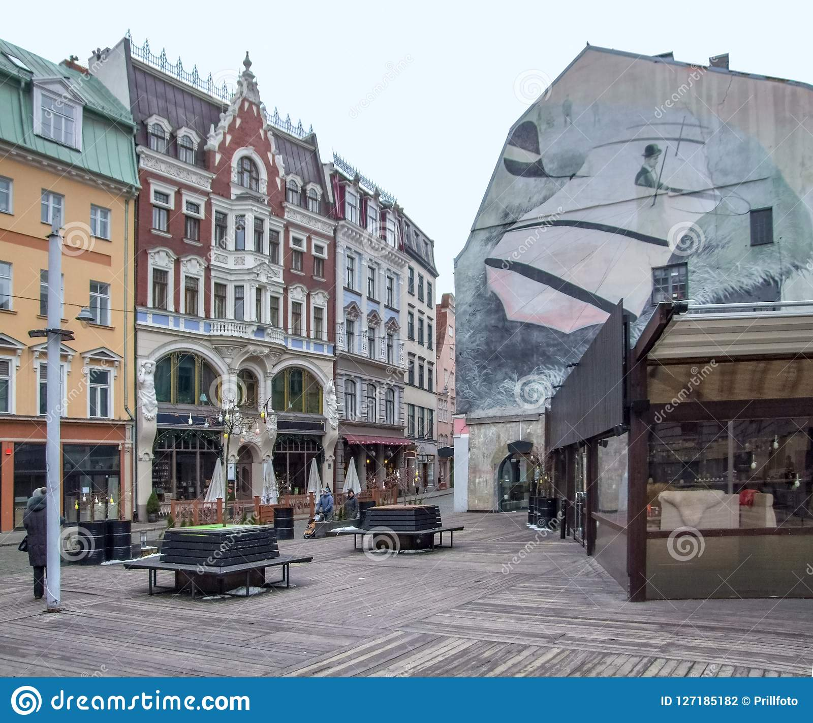 Opinión de la ciudad de Riga