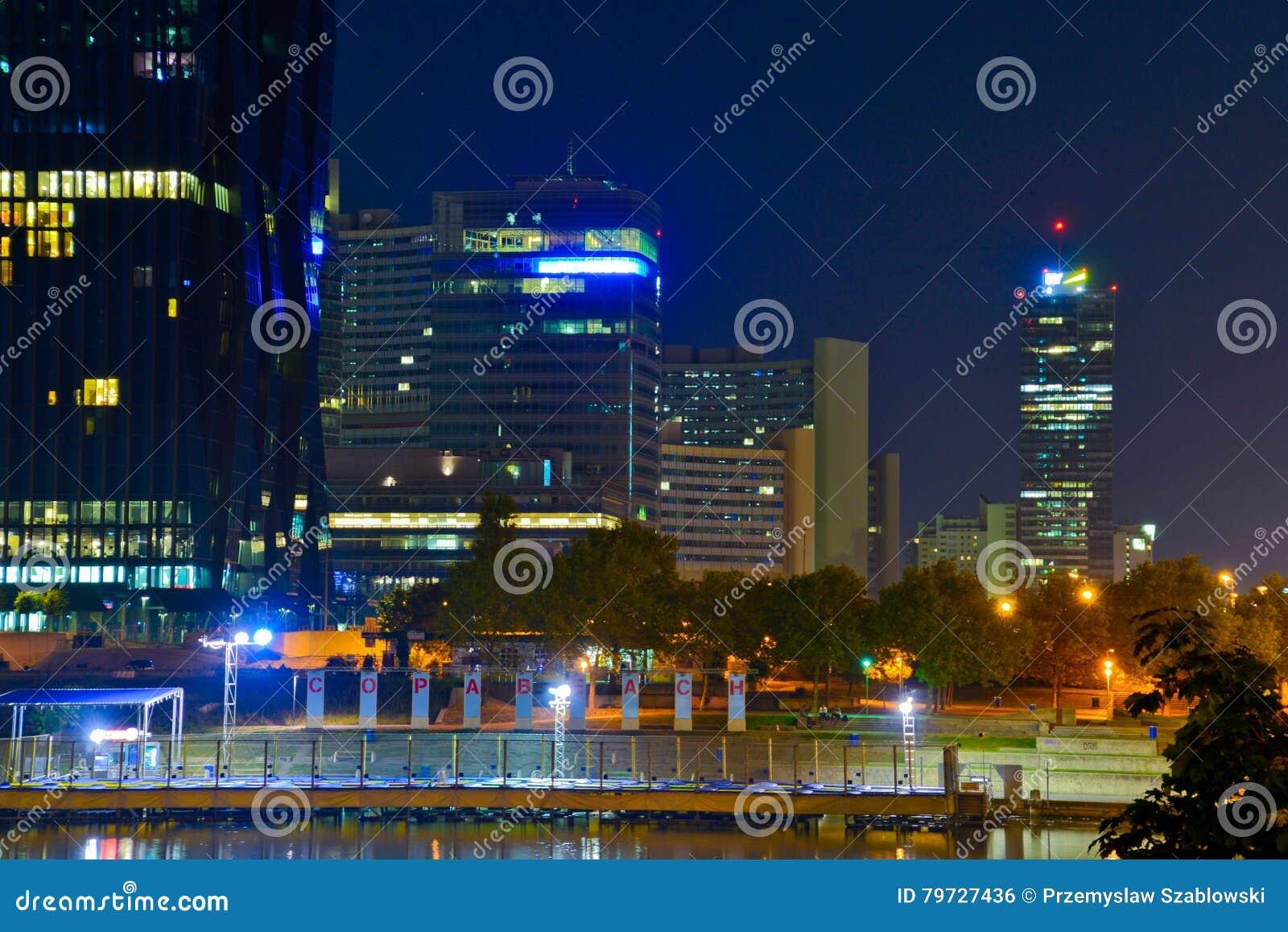 Opinión de la noche de Viena Uno City