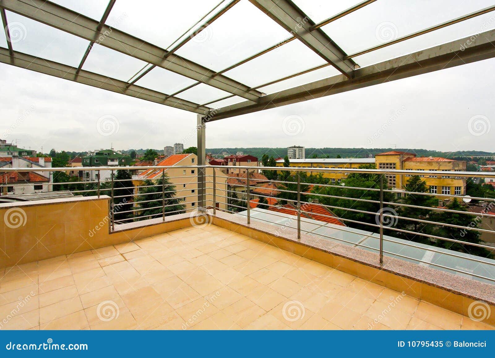 Opinión de la terraza