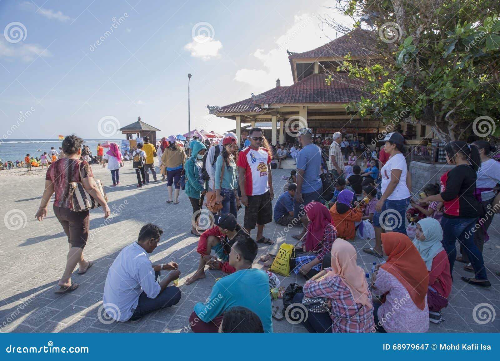 Opinión de Snenic de la playa de Pendawa en Bali