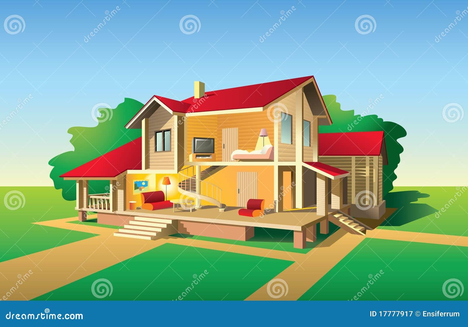 Opinión del corte de la casa