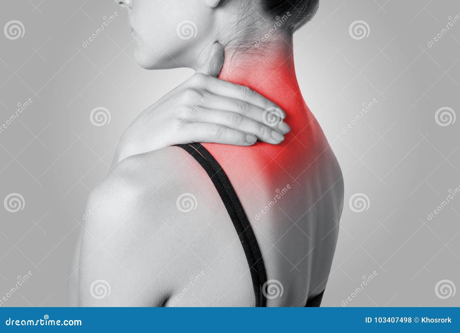 Dolor en hombros y cuello