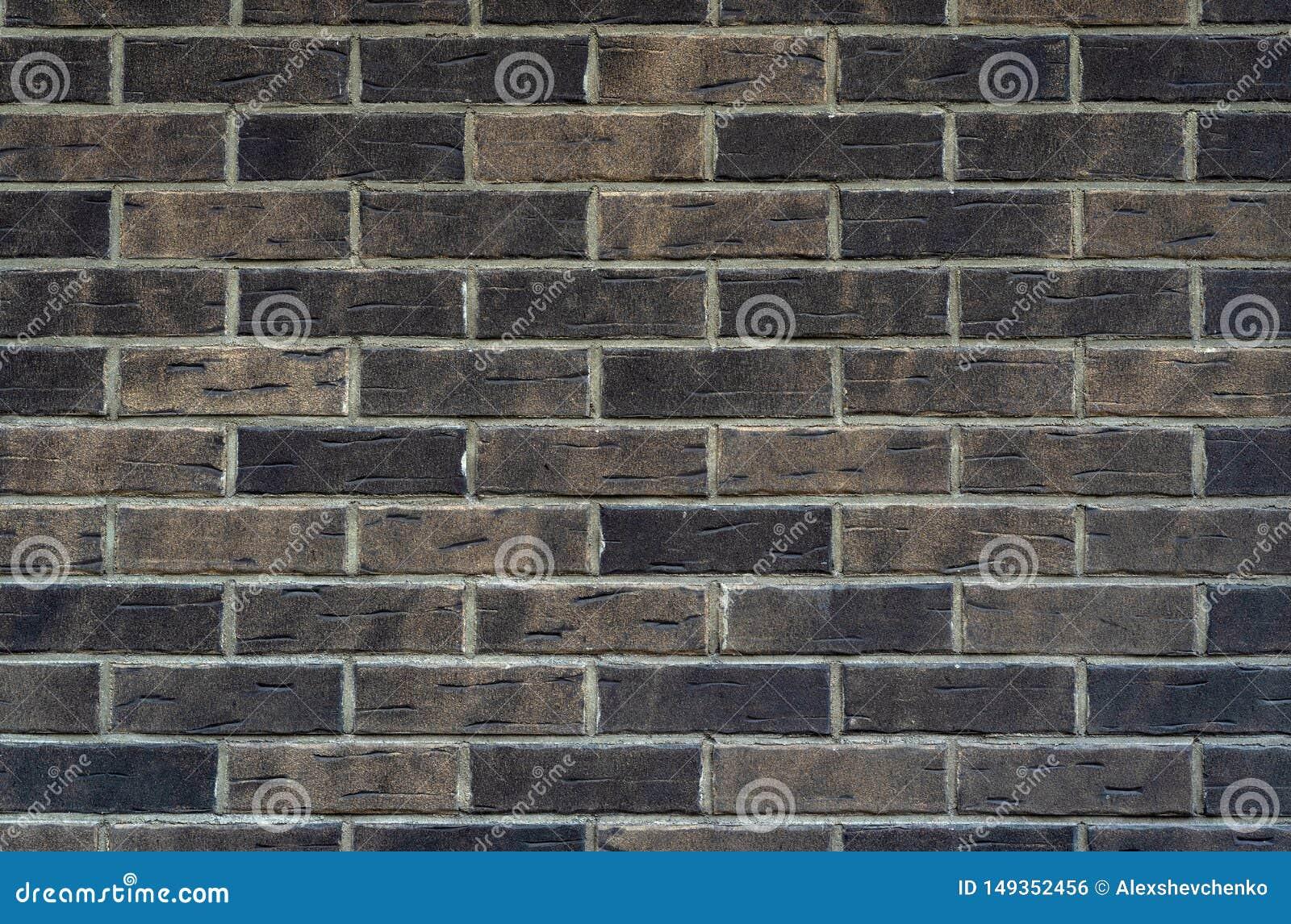 Opini?n del primer del viejo brickwall Textura antigua del brickwall para el fondo