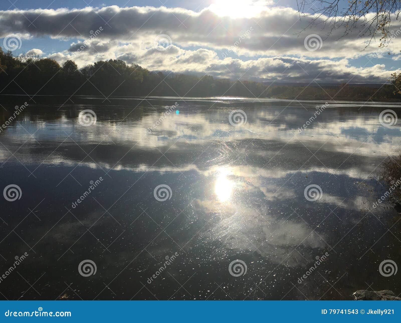 Opinión del río Susquehanna