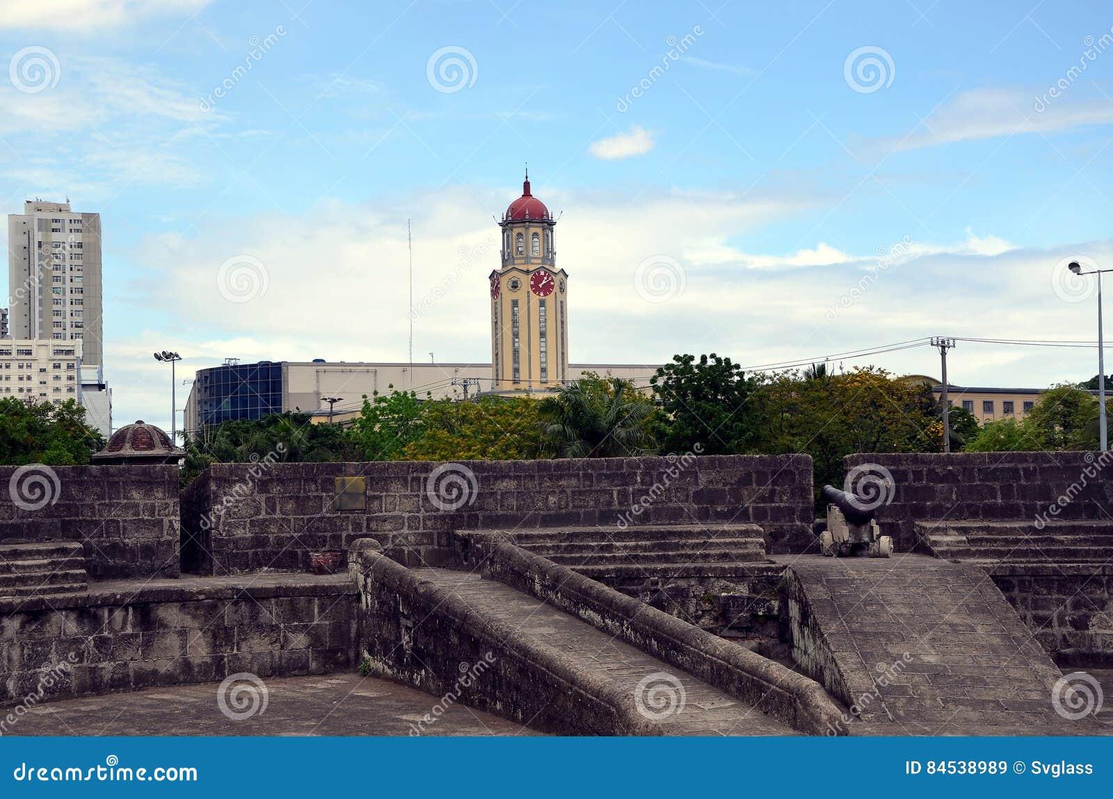 Opiniões da cidade de Manila