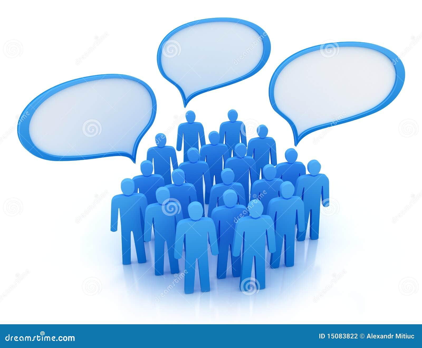 Opinies diferentes os povos ilustrao stock ilustrao de opinies diferentes os povos ccuart Gallery