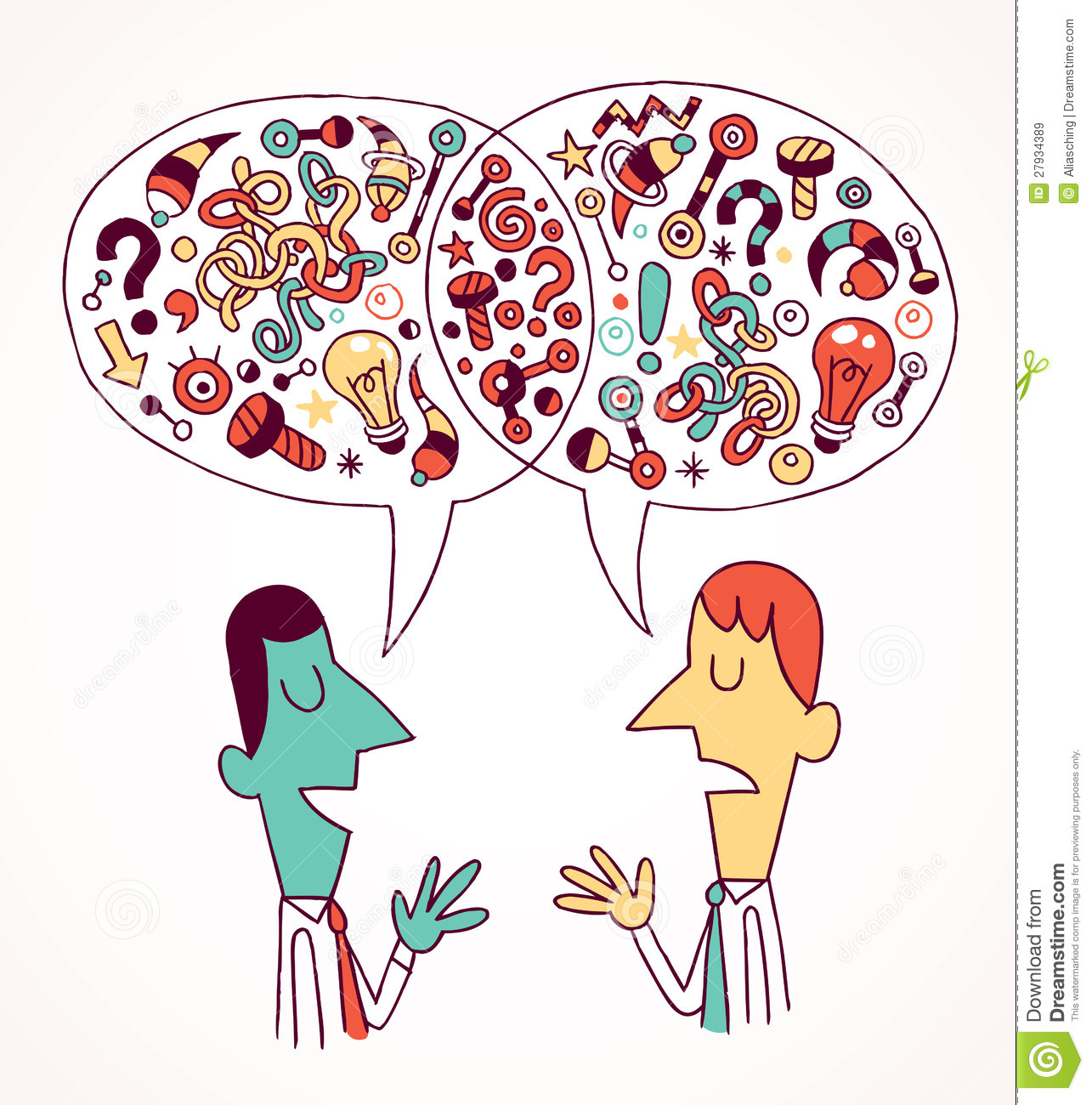 Opinions & Ideas Royalty Free Stock Images - Image: 27934389
